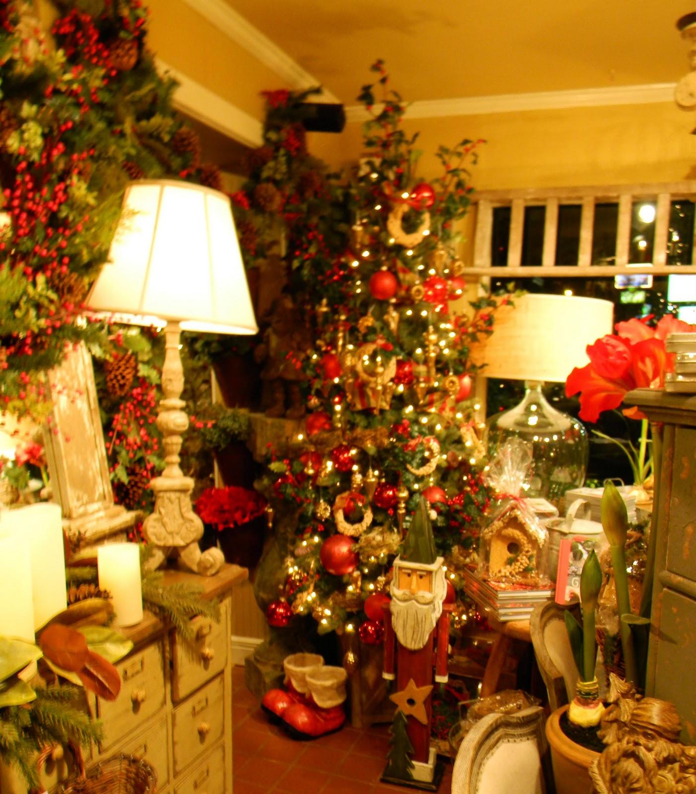 Christmas Tree Inspiration 2017: Christmas Tree Inspiration At Park Hill Home