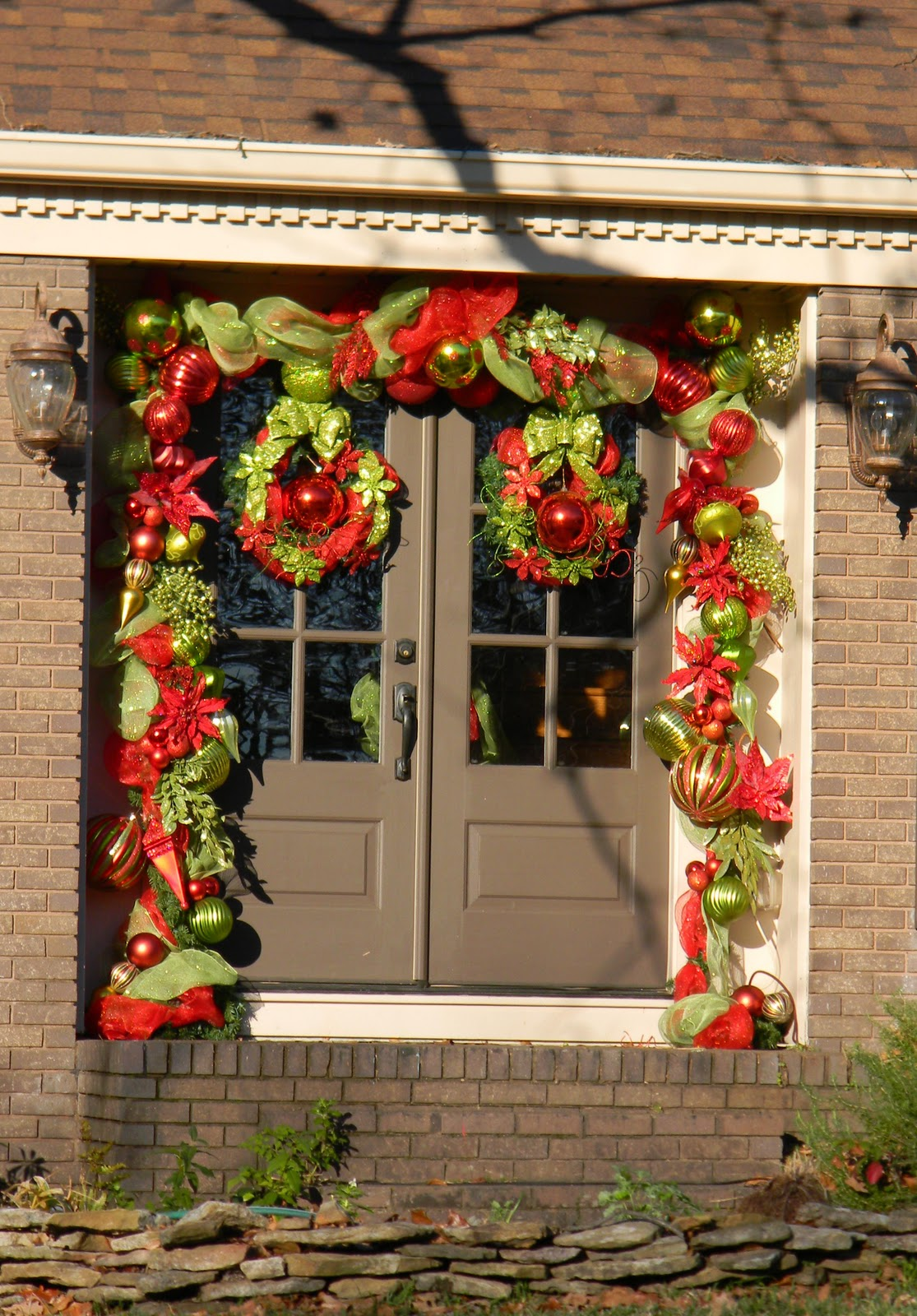 Christmas Doors 2011 (part 2) - southern fried gal
