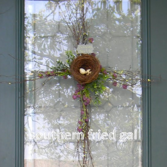 spring door decorations
